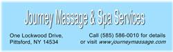 Journey Massage & Spa Services